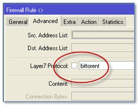 Block Torrent Download Dengan Mikrotik