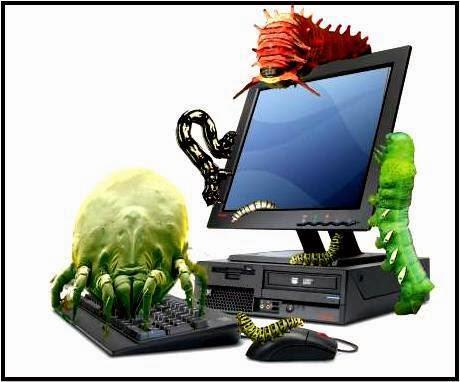 Cara menghilangkan virus